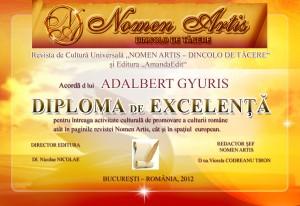 DIPLOMA-nomen artis