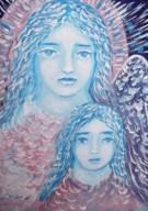 Vernisajul Expoziţiei de pictură Victoriţa Duţu