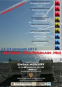 Semaine du Film Roumain à Nice 2012