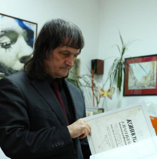 """Constantin Barbu, coordonatorul """"Integralei manuscriselor Cantemir"""""""