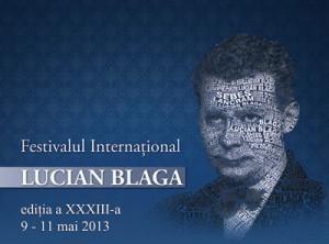 Festival Lucian Blaga 2013