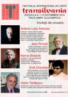 Festivalul de Carte Transilvania ediţia a II-a