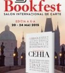 Cehia – Invitatul de Onoare al Salonului Internațional de Carte Bookfest 2015