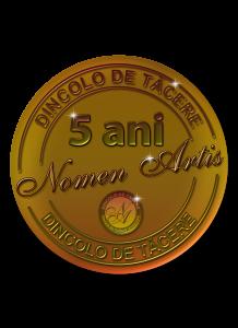 medalion-5 ani